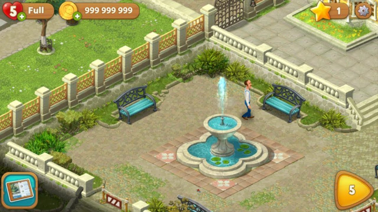 Gardenscapes Hack Cheats Tool 2020 Free Coins Generator