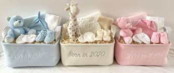 Easy Ideas For DIY Baby Gift Baskets
