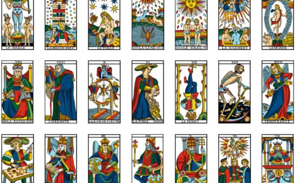 Tarot Card Card Readings Worries