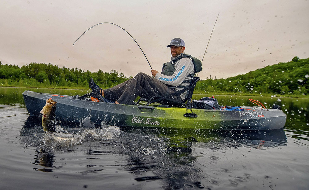 Selecting the Best Angling Kayak